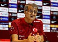 A Milli Takım Teknik Direktörü Şenol Güneş'ten Fenerbahçe açıklaması!