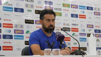 Giresunspor - Konyaspor maçı sonrası İlhan Palut konuştu: 1 puan normal