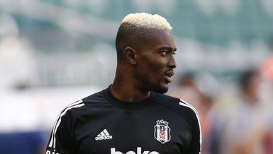 Son dakika BJK haberleri | Beşiktaş'ta Mensah Kasımpaşa maçında yok!
