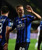 Atalanta'dan gol yağmuru!