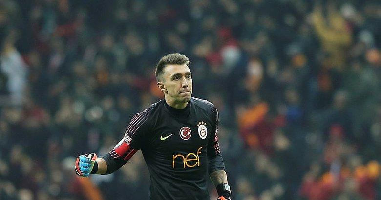 Galatasaray'da Muslera gerçeği!