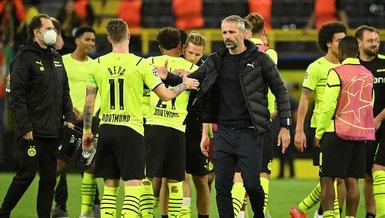 Borussia Dortmund-Sporting Lizbon: 1-0 (MAÇ SONUCU - ÖZET)