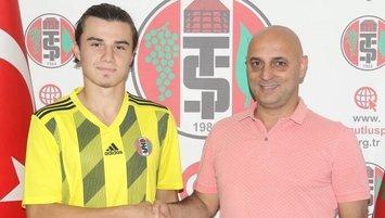 Galatasaray'dan ikinci lige transfer oldu!
