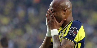 Fenerbahçe'de Andre Ayew ile yollar ayrılıyor