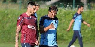 Trabzonspor'da derbi heyecanı!