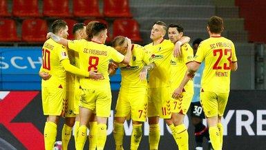 Bayer Leverkusen - Freiburg: 1-2 (MAÇ SONUCU - ÖZET)