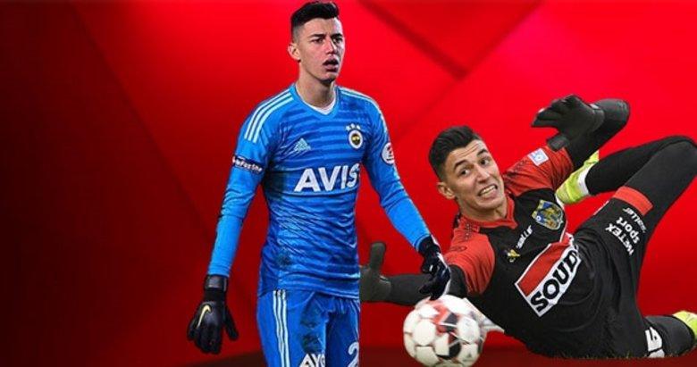 Berke Özer'den flaş transfer açıklaması! Fenerbahçe mi? Avrupa mı?