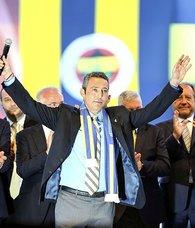 Fenerbahçeye iki dev sponsor! Ali Koç...