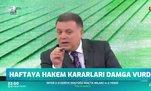 """""""Mustafa Pektemek'in eline çarpan top penaltı değil"""""""