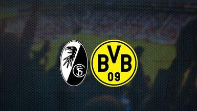 Freiburg - Borussia Dortmund maçı ne zaman, saat kaçta ve hangi kanalda canlı yayınlanacak? | Almanya Bundesliga