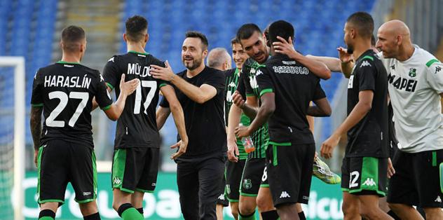 Lazio 1-2 Sassuolo | MAÇ SONUCU - Futbol -