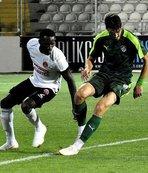 Hazırlık maçı: Bursaspor: 2 - Ümraniyespor: 1