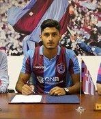 Trabzonspor, Burak Temir ile sözleşme imzaladı