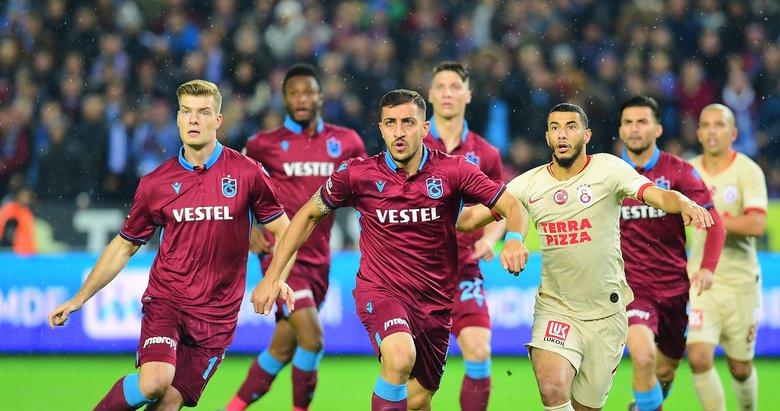 Spor yazarları Trabzonspor-Galatasaray maçını değerlendirdi