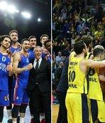 Fenerbahçe ve Anadolu Efes'in programı belli oldu!