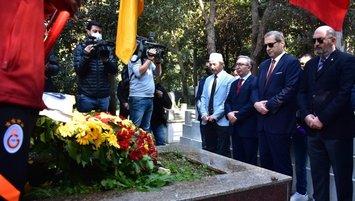 Galatasaray Kulübünün 116. kuruluş yılı