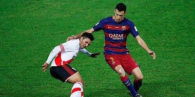 Barça uçtu