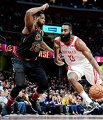 Cleveland Cavaliers, Houston Rockets'ı geçti