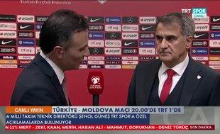 Şenol Güneş'ten Emre Belözoğlu açıklaması