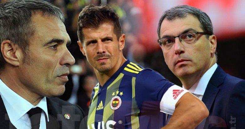 Fenerbahçe'de yenilgi sonrası kriz! Ersun Yanal, Comolli, Emre Belözoğlu... Son dakika haberleri