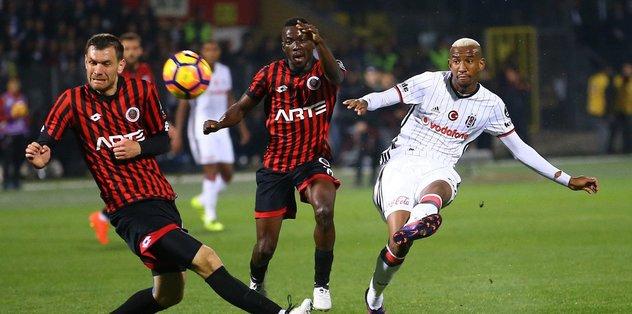 Gençlerbirliği-Beşiktaş maçı ne zaman, saat kaçta?