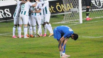 TFF 1. Lig'de ilk yarının lideri Giresunspor