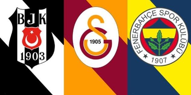 Fenerbahçe ve Beşiktaş zarar açıklarken Galatasaray kar açıkladı