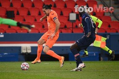 Mehmet Topal'dan sert çıkış: İspat ederlerse futbolu bırakırım | PSG - Başakşehir maç sonu röportajları