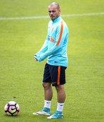 Sneijder'e jübile maçı