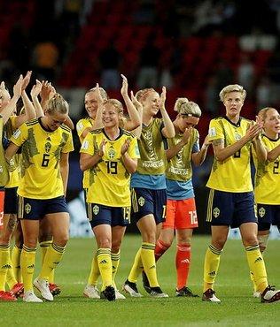 İsveç çeyrek finalde
