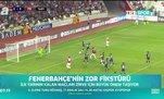 Fenerbahçe'nin zor fikstürü