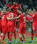 Antalyaspor deplasmanda gülüyor