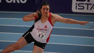 Pınar'dan altın geldi