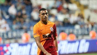 """Son dakika spor haberi: Galatasaray'da Mostafa Mohamed'den iddialı sözler! """"Gruptan ilk sırada çıkacağız"""""""