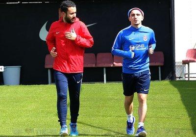 Trabzonspor eksik çalıştı!