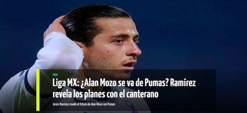 galatasaraya meksikadan transfer mesaji alan mozo 1592733696133 - Galatasaray'a Meksika'dan transfer mesajı! Alan Mozo...