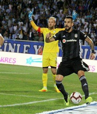 Kartal Erzurum'u 3'ledi | Erzurumspor 1-3 Beşiktaş