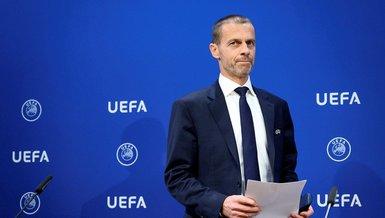 """UEFA Başkanı Ceferin'den açıklama geldi: İstanbul'da final seyircili olacak gibi çalışıyoruz"""""""