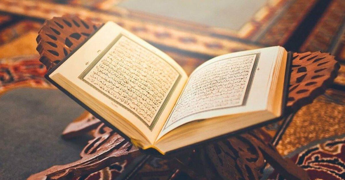 İhlas Suresi Arapça okunuşu! İhlas Suresi'nin Türkçe anlamı nedir? - Son  dakika Genel haberleri - Fotomaç