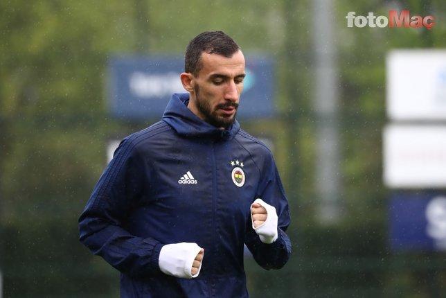 Fenerbahçe'de Mehmet Topal'ın yerine Hırvat yıldız!