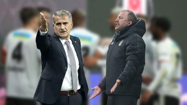 Beşiktaş'ta Sergen Yalçın farkı! Şenol Güneş'i solladı #