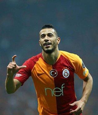 Galatasaraylı Younes Belhanda'nın son durumu ile ilgili açıklama!