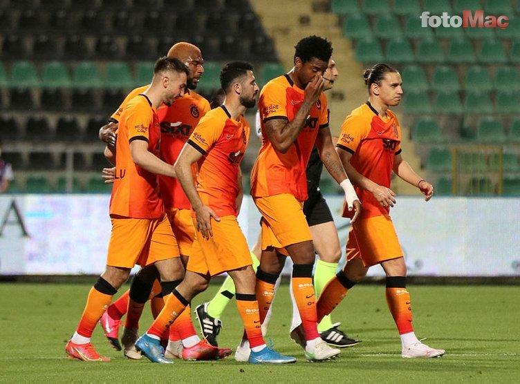 Son dakika transfer haberi: Galatasaray'dan sürpriz transfer hamlesi! Belçikalı yıldız...