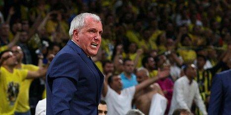 Obradovic: Gerçekten mükemmel bir takımız