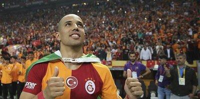 Galatasaray'da Feghouli: Teklif getirme