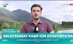 Galatasaray kamp için Avusturya'da