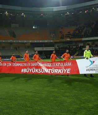 Büyüksün Türkiye!