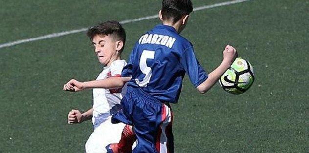 13 Yaş Altı Futbol Gelişim Projesi Turnuvası başladı