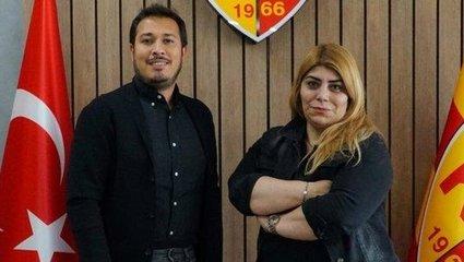 Ali Naibi: Kayserispor Avrupa Kupası'na katılan takımlardan birisi olacak
