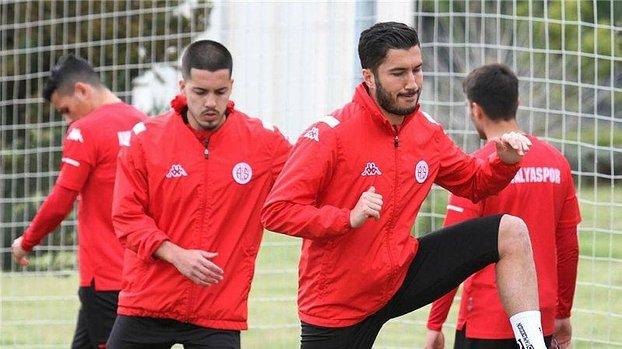 Antalyaspor iç saha serisini 8'e çıkarmak istiyor #
